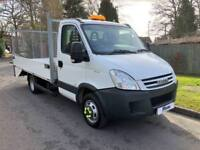 2009 09 IVECO DAILY 3.0 50C * PLANT RECOVERY BEAVERTAIL * 49000 MILES * DIESEL