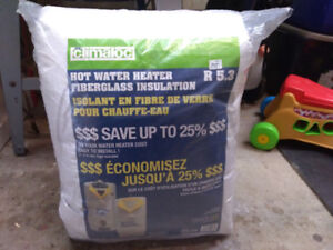 Insulation Kit for Hot Water Heater