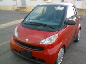 2008 Smart Fortwo Pure Coupe (2 door) AS-IS