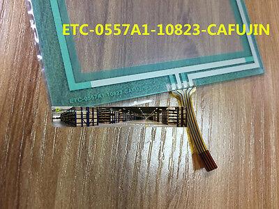Tracking ID NEW Hitachi ETC-0557A1-10823-CAFUJIN Touch screen Glass ##T9YU