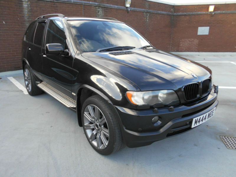 (53) 2003 BMW X5 4.4i auto Sport SPARES OR REPAIRS