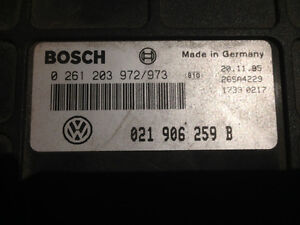 VW ECU Up for sale is a Working, in excellent condition Vw Golf/