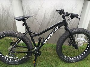 Norco Fat Bike Big Foot 6.2 2016 Garantie
