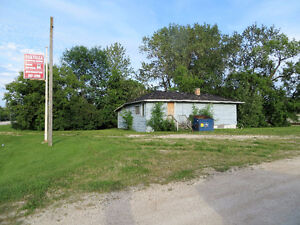 Commercial Lot in Oakville-just 30 Minutes West of Wpg