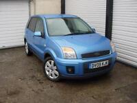2009 09 Ford Fusion 1.4 Titanium Plus **Small Automatic **Service History**