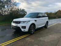Land Rover Range Rover Sport 4.4SD V8 ( 339ps ) 4X4 Auto 2014.5MY Autobiography