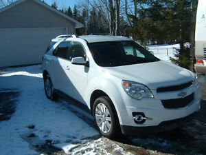 2011 Chevrolet Equinox lt AWD,3.0 6 cyl,engine, no accidents as