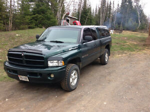 2000 Dodge Power Ram 1500 Sport Pickup Truck