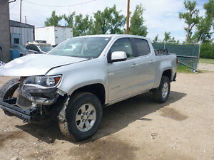 2015 Chevrolet Colorado crew 4X4
