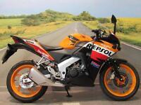 Honda CBR125R 2013