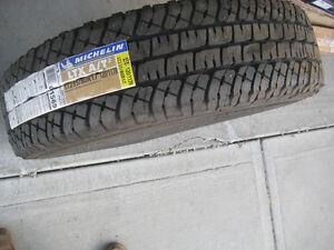 1 New SINGLE LT235/80R17 Michelin LTX AT2 tire 10ply E load
