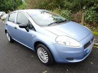 Fiat Grande Punto 1.2 Active ONE OWNER PLUS FIAT FSH RAC PARTNER DEALER