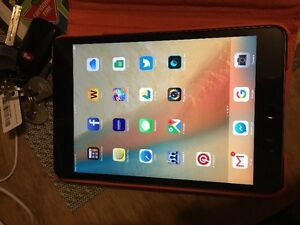 LOOKING TO SELL IPAD MINI 4 16 G 2 MTHS OLD MINT CONDITION
