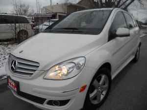 2006 Mercedes Benz Hatchback B 200  150 kms loaded 4995