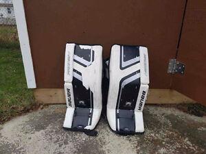 "24"" goalie pads"