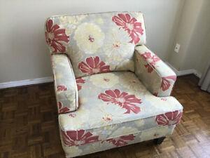 Beautiful Custom Accent Chairs