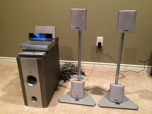 pioneer 5:1 surround sound system in perfect condition