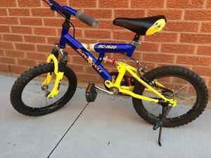 "Boys 16"" Supercycle"