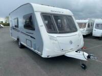 2010 Swift Conqueror 530 Touring Caravan - 4 Berth