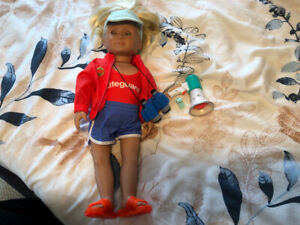 Our Generation Seabrook lifeguard doll