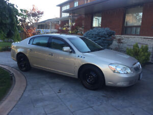 2008 Buick Lucerne CXL Winter ready with 4 new snow tyres.
