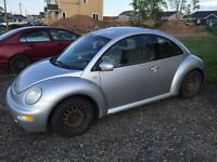Vw bug for sale ! Only 152,000km !