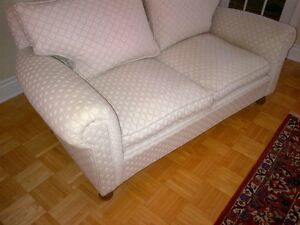 Sale Jacquard  2-Seater Cotton Couch West Island Greater Montréal image 3
