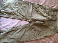 Cargo combat trousers. X3 pairs