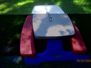 Table a picnic  Foldable