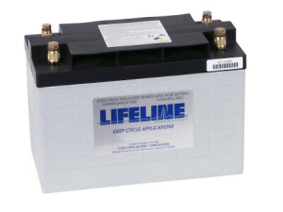 NEW 2V630AH.3240CCA LIFELINE AGM BATTERY GPL31T-2V