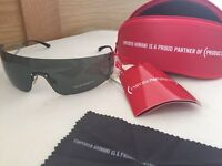Brand new with tags Emporio Armani gents sunglasses - worn by Bono