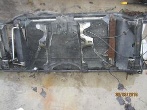 silverado or sierra Rad support and parts
