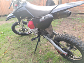 Demon x 140 cc