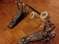 Network Double Bass Pedal for sale
