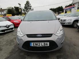 2012 Ford S-Max 1.6 TDCi Zetec 5dr (start/stop)