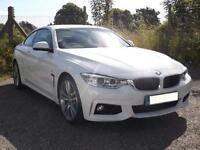 2015 BMW 4 SERIES 420d [190] M Sport Auto [Professional Media]