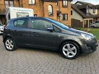 2012 Vauxhall Corsa 1.2 SXi 5dr [AC] HATCHBACK Petrol Manual