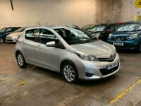 2012 Toyota Yaris D-4D TR Hatchback Diesel Manual