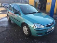 04 2004 Vauxhall Corsa 1.3CDTi 16v Life, WARRANTY, SERVICE HISTORY, 5 DOOR