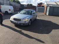 Mercedes s class w220 breaking for parts most parts in stock
