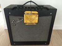 Fender Mustang II Guitar Amp with foot switch