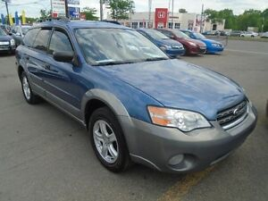 Subaru Outback 5dr Wgn Auto 2.5i 2007