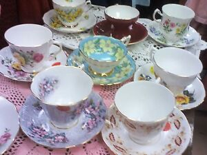 Royal China in HEARTBEAT Thrift Store/BayView Mall, Belleville