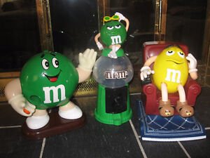 M & M Collectible dispensers - various 25 - 35 dollars - Campbell River Comox Valley Area image 2