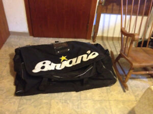 Brian's Goalie Bag for Sale