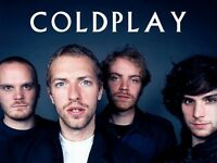 2 x Coldplay tickets. Principality Stadium, Cardiff. 11th July.