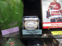 "Pete Rose Signed Baseball ""I'M Sorry I Shot JFK"" With COA"