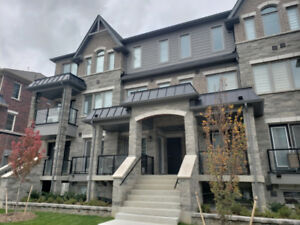 Brand New Never Lived in 3 Bedroom Brampton Town!