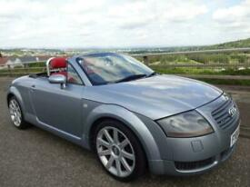 2004 Audi TT 1.8 T Quattro [225] Roadster Petrol Manual