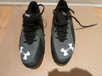 Souliers neufs, taille 9, Under Armour Nitro clutch fit